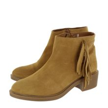 Marta Jonsson Suede ankle boot