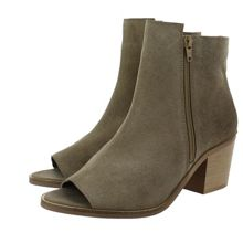 Marta Jonsson Women`s peep toe ankle boots