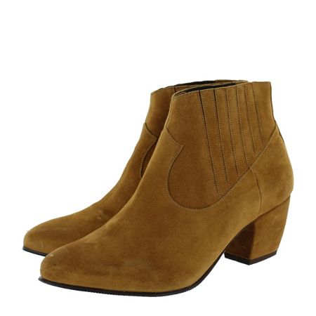 Marta Jonsson Women`s Slip On Ankle Boot