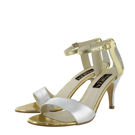 Marta Jonsson Women`s Cut Out Back Sandal