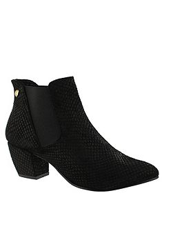 Women`s Slip On Ankle Boot