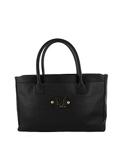 Women`s Handbag With MJ Detail