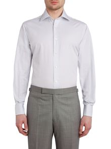 Chester Barrie James classic fit striped shirt