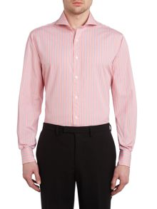 Chester Barrie Richard classic fit striped shirt