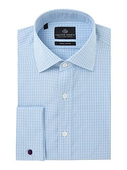 Men's Chester Barrie James classic fit check shirt