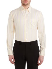 Chester Barrie Contemporary stripe long sleeve shirt