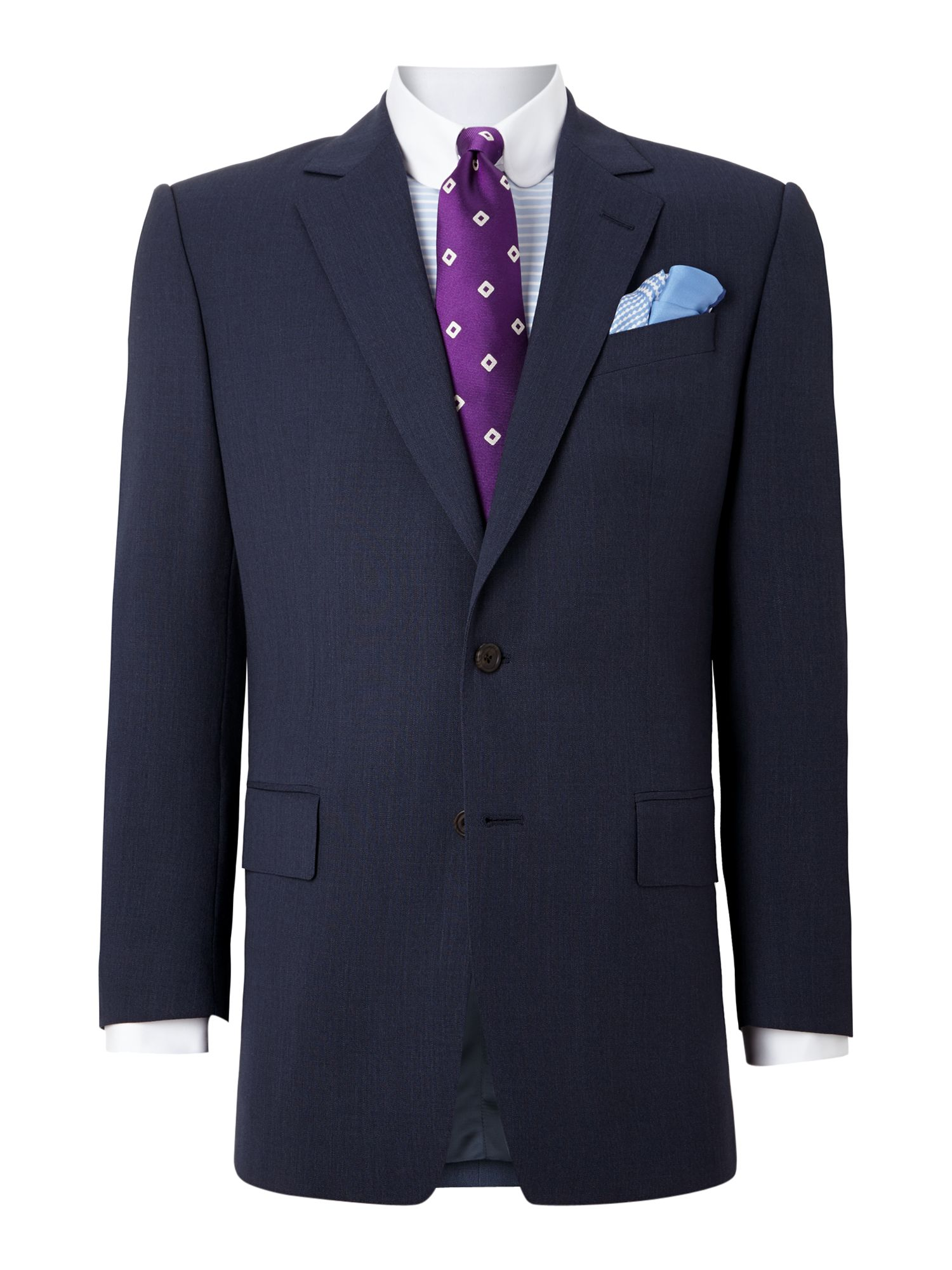 Burlington classic fit suit