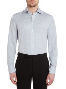 Chester Barrie Check long sleeve shirt