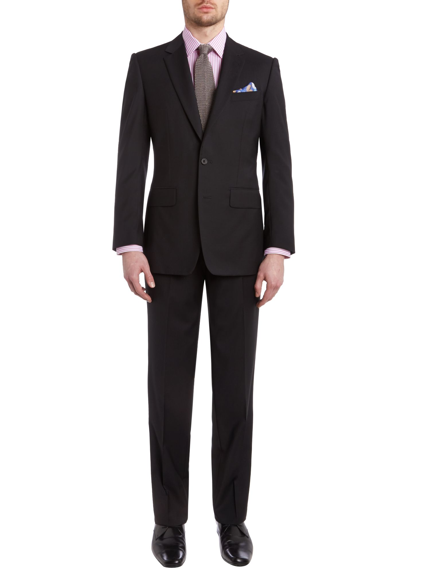 Albemarle contemporary fit suit