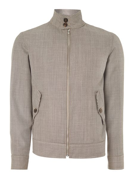 Chester Barrie Houndstooth richmond golfing jacket