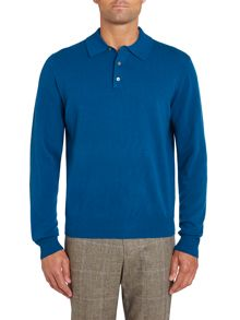Chester Barrie Geelong wool polo