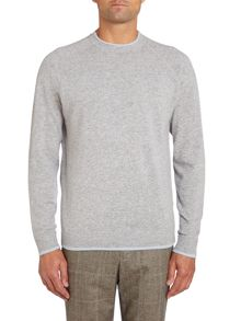 Chester Barrie Geelong wool sweatshirt