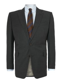 Chester Barrie Albemarle crossweave suit