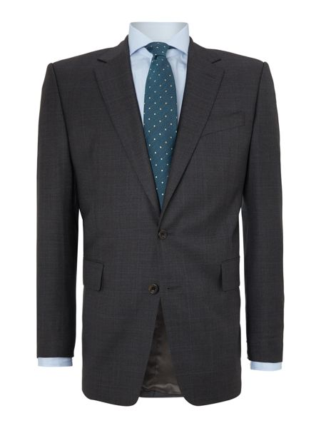 Chester Barrie Albemarle windowpane check suit