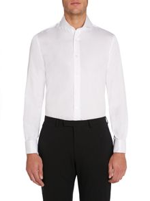 Tailored Fit Cutaway Collar Formal Shirt