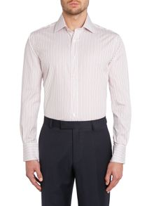 Chester Barrie James pencil stripe shirt