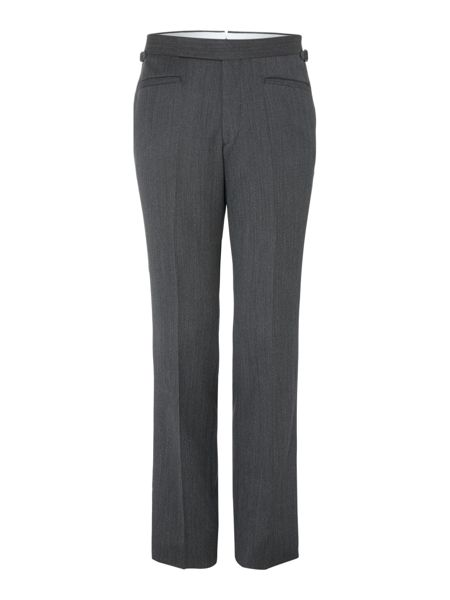 Chester Barrie Cavalry Twill Tailored Fit Trouser