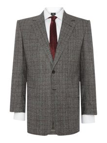 Chester Barrie Burlington Check Flannel Suit