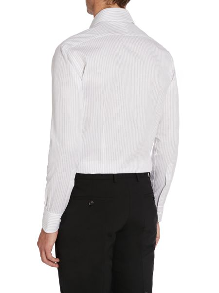Chester Barrie Tailored Fit Cutaway Collar Formal Shirt