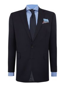 Chester Barrie Plain Weave Notch Collar Tailored Fit Suit