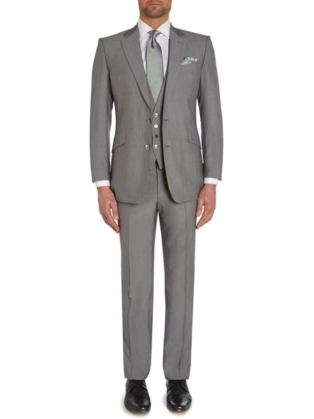 Chester Barrie Notch Collar Wedding Tailored Fit Suit