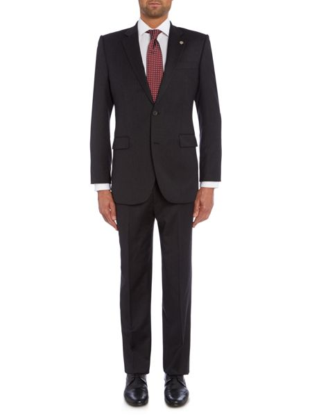 Chester Barrie Plain Tailored Fit Single Breasted Jacket