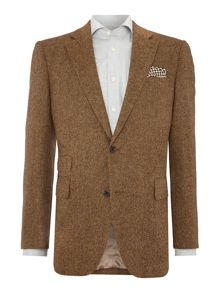 Tailored Fit Jacket - Donegal