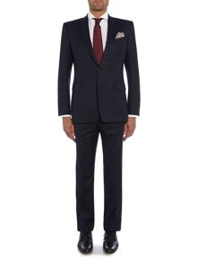 Plain Tailored Fit Suits
