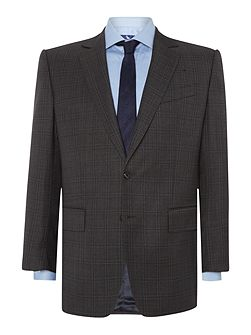 Patterned Tailored Fit Suits