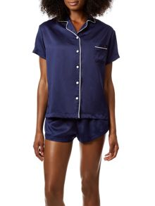Bluebella Bluebella claudia shirt and short