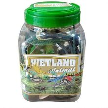 Animal World Animal world wetland animals figurines