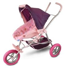 Wing Wah 2-in-1 Jogger Pram