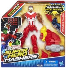 Super Hero Mashers - Falcon
