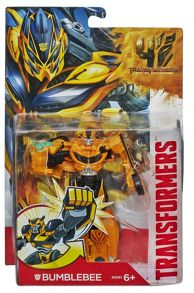 Age Of Extinction Bumblebee Attacker