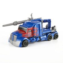 Flip and Change Optimus Prime Figure
