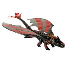 Power Dragon - Toothless Barrel Action