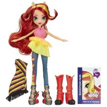 Equestria Girls Sunset Shimmer