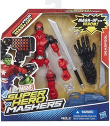 Super Hero Mashers - Deadpool Figure