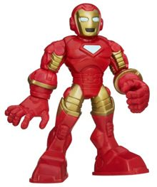 Playskool Heroes Iron Man Figure