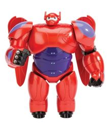 10Cm Baymax In Armour Figure