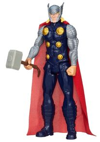 Titan Hero Series Thor Figure