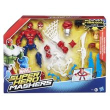 Super Hero Mashers Spider-Man Figure