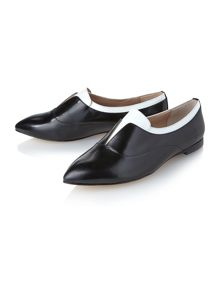 Giovanna pointed loafers