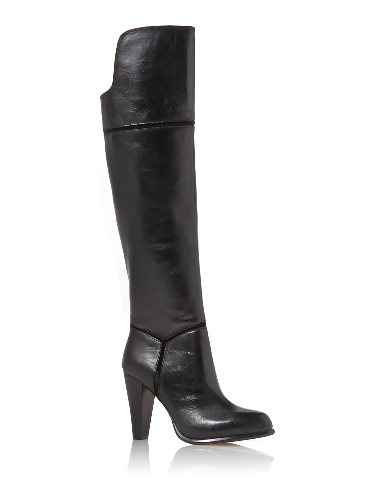 Cai heeled over the knee boots
