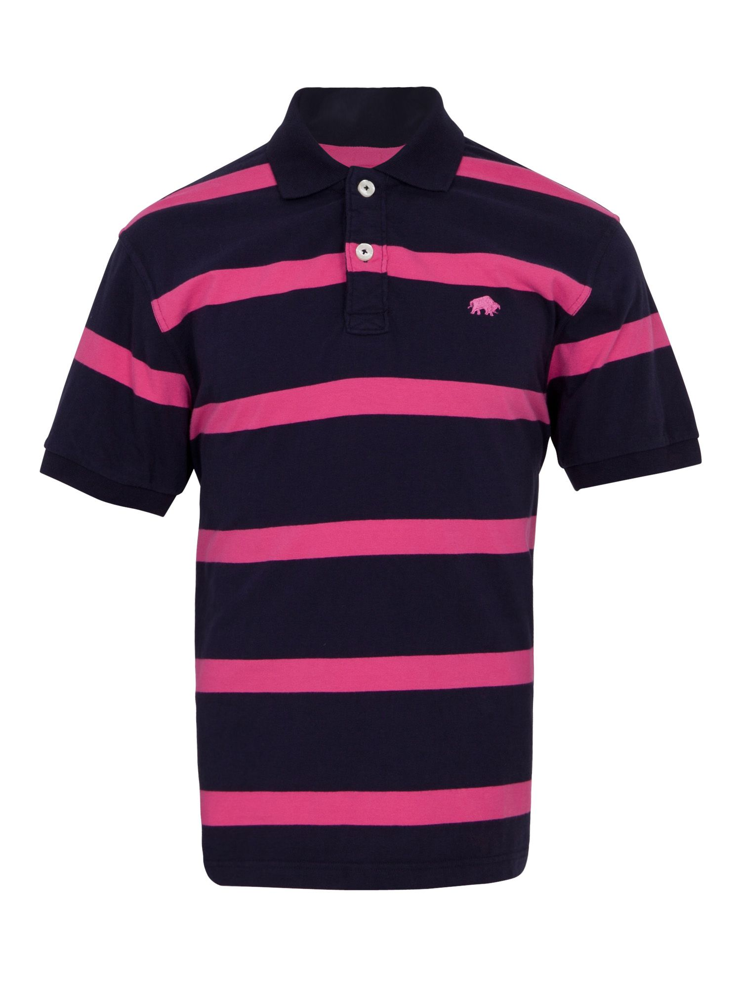 Med stripe polo