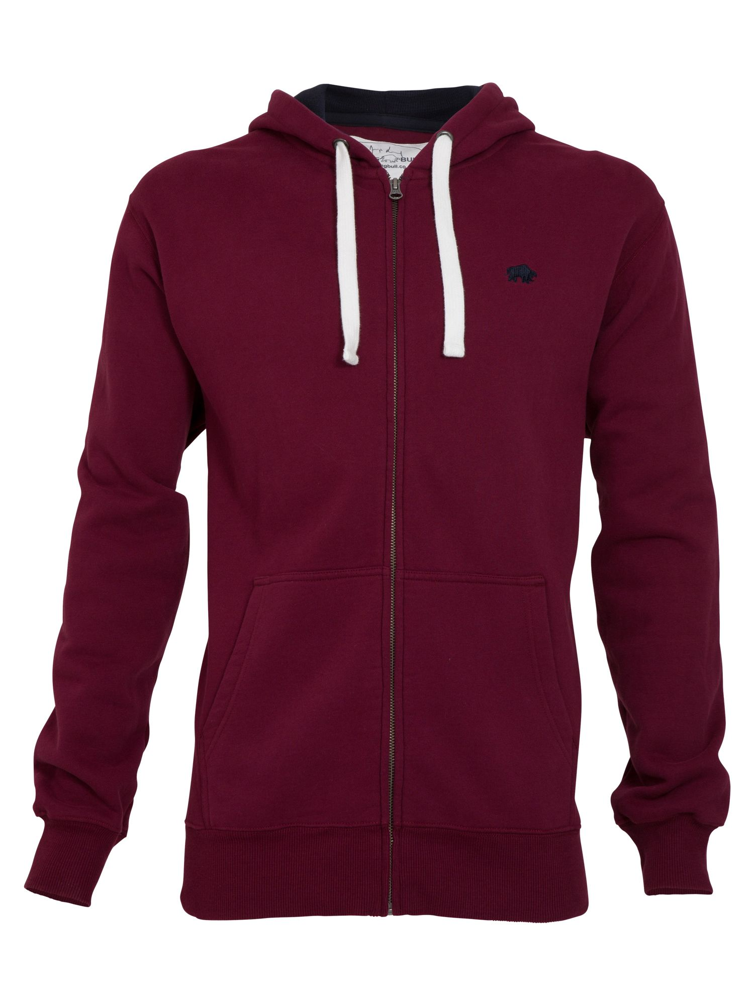 Big and tall signature hoody claret