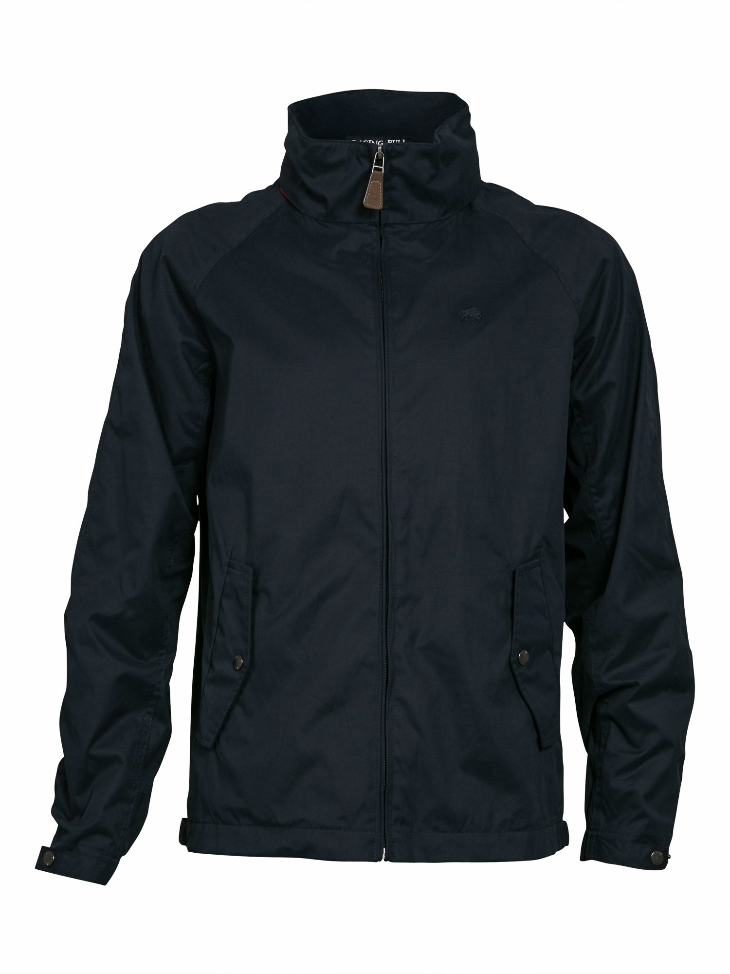 Casual waterproof zip jacket