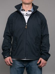 Big and Tall Casual waterproof zip jacket