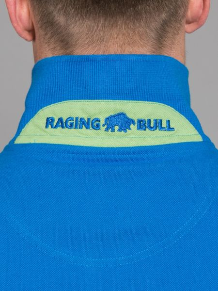 Raging Bull Big and Tall New signature polo shirt