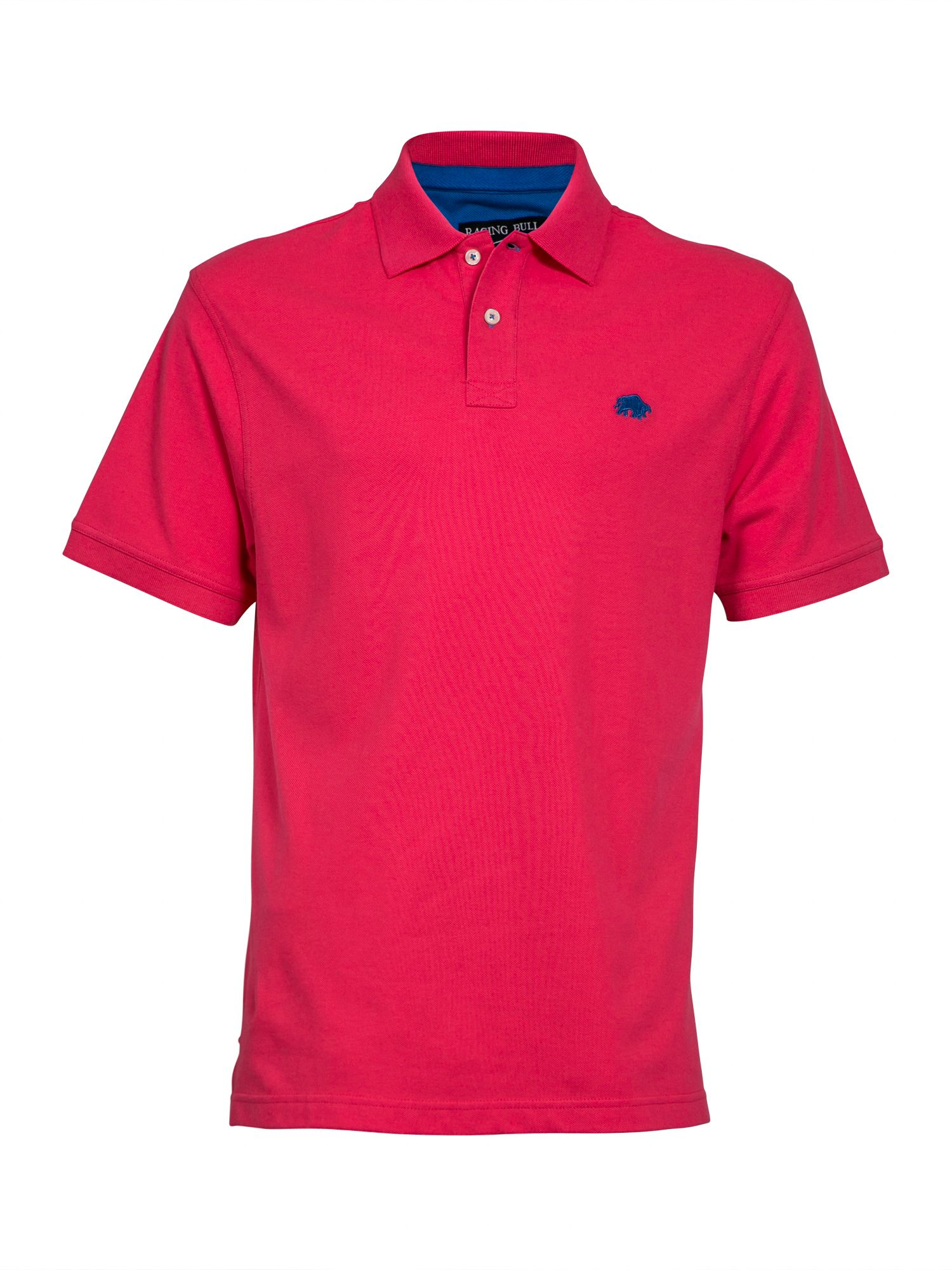 Men's Raging Bull Big & Tall New Signature Polo, Pink